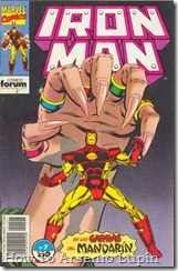 P00116 - El Invencible Iron Man #241