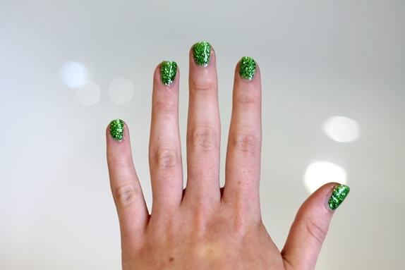 RIMMEL STARGAZER GREEN GLITTER