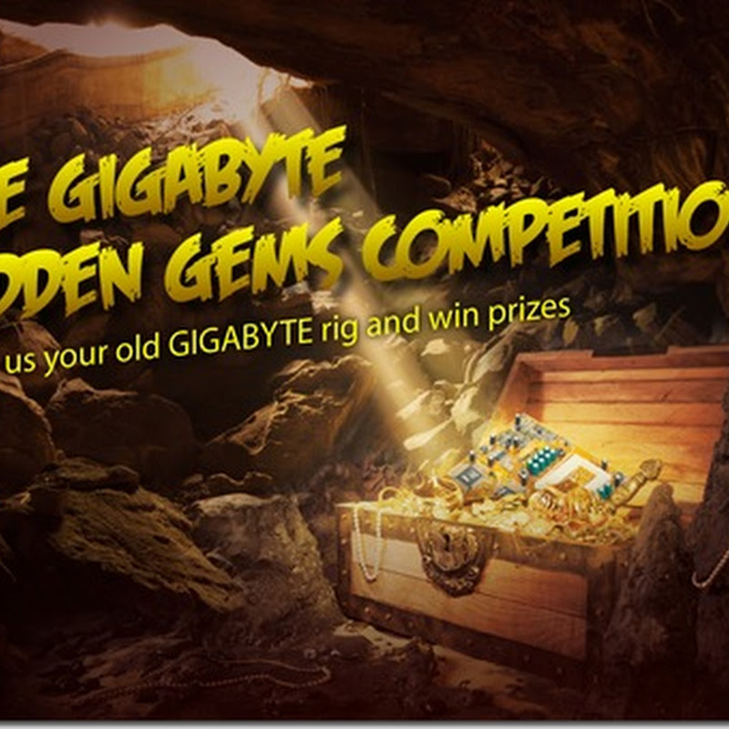 GIGABYTE 'Hidden Gems' competition kicks off: Show us your classic GIGABYTE rig and win prizes