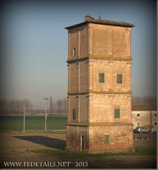 Torre Senetica, foto 2, Bondeno, Ferrara, Emilia Romagna, Italia - Senetica Tower, photo 2, Bondeno, Ferrara, Emilia Romagna, Italy - Property and Copyrights of FEdetails.net
