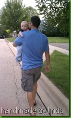 walking with daddy 2