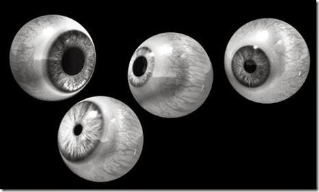 ojos 3D