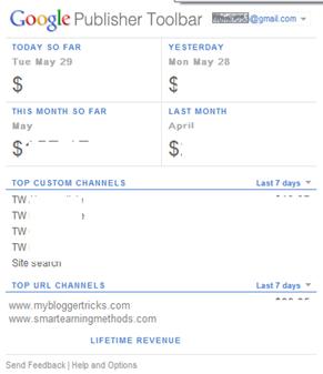 google publisher toolbar  make s life easy