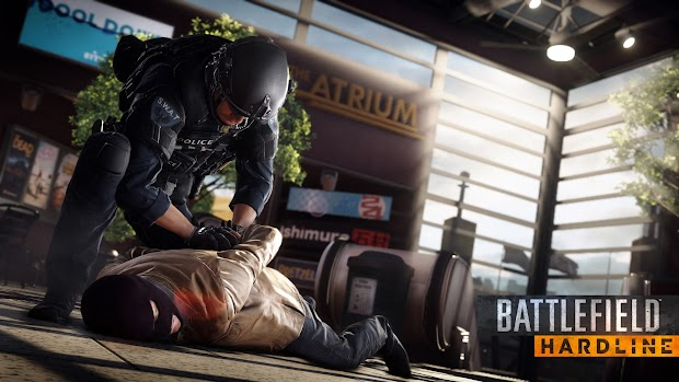 Halo 4 and Dead Space vets building Battlefield: Hardline's single player