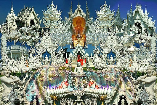 Budda-v-Belom-Hrame