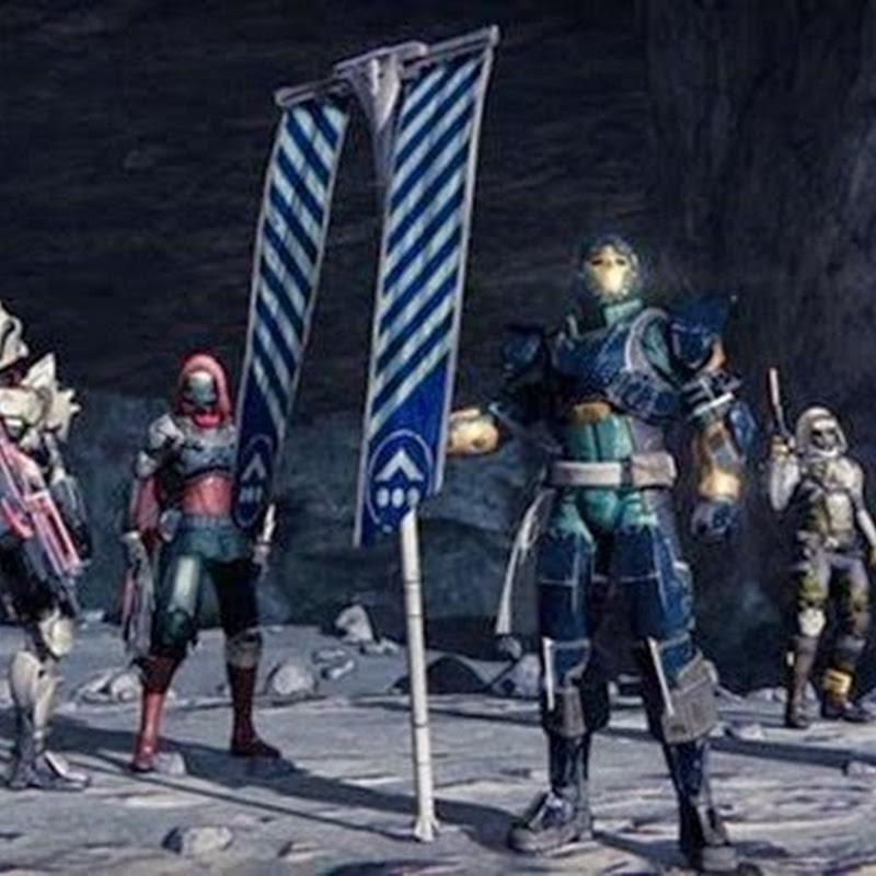 Destiny – Legendäre & rare Engramme (Fast Loot Farming Guide)