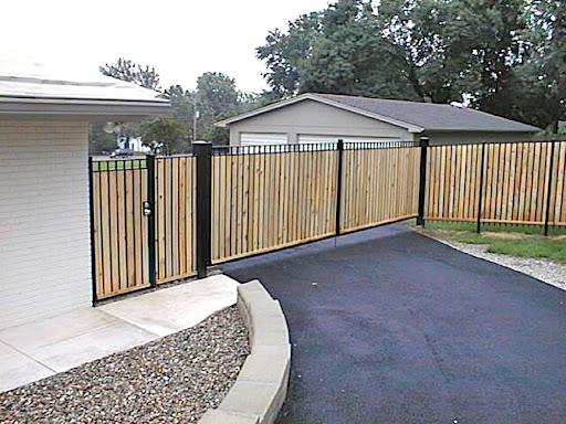 Chain link Gates, Chain link Drive Gates, Aluminum Gates, Steel