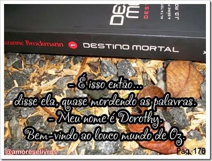 destino mortal citação