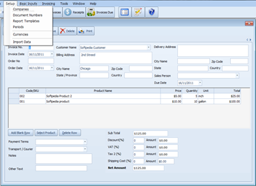 Free Invoice Software Download