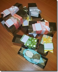 gift boxes lots