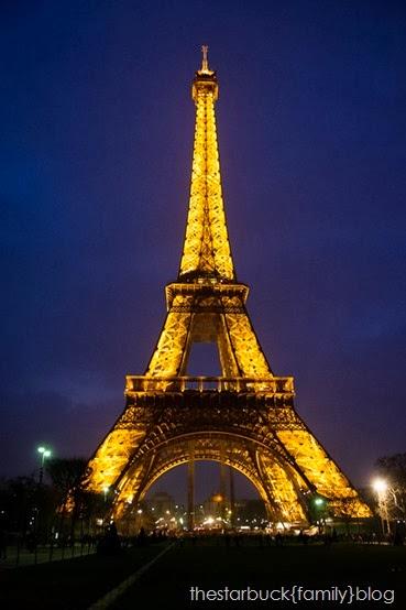 First Day in Paris-Eiffel Tower blog-34