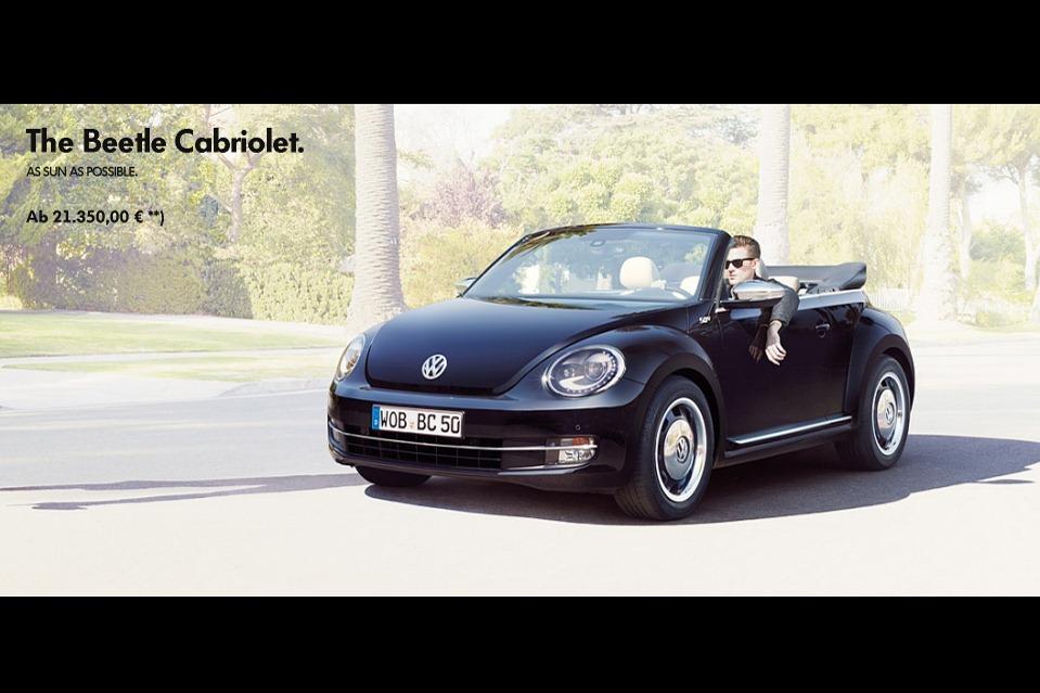 Volkswagen Beetle Convertible 2013 a precios desde €21,350 en