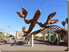 20131112_Lobster Statue (Small)