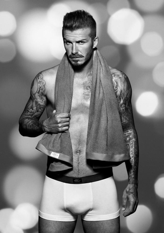 David Beckham for H&M Underwear