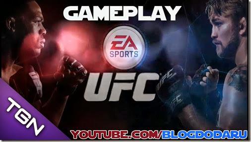 EA SPORTS UFC (Demo) Gameplay Comentado