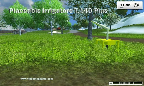 Placeable-Irrigatore-T
