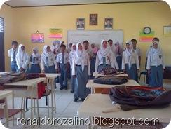 Grup Rebana SMAN 2 Teluk Kuantan Kec.Sentajo Raya Kab. Kuantan Singingi Riau (7)