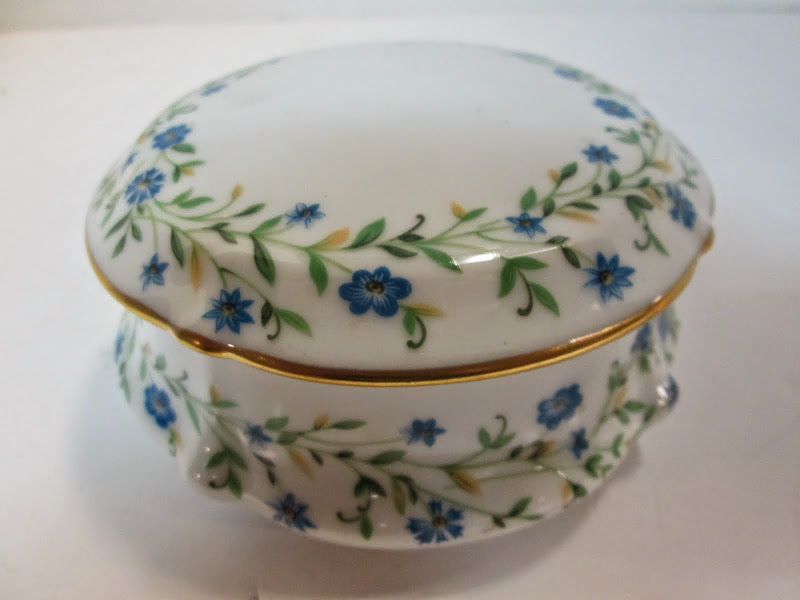 Limoges Jewelry Box