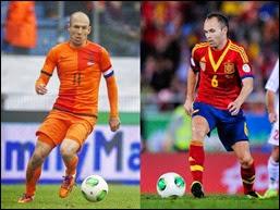 Ver Online Ver España vs Holanda, Copa Mundial / Viernes 13 Junio 2014 (HD)