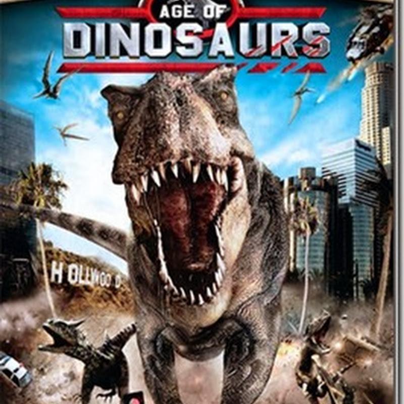 ปลุกชีพไดโนเสาร์ถล่มเมือง AGE OF DINOSAURS