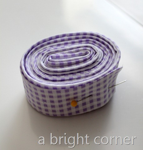 purple binding