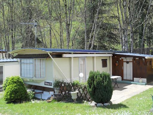 Camping Bartheque a laruns vous accueil dans votre mobile home