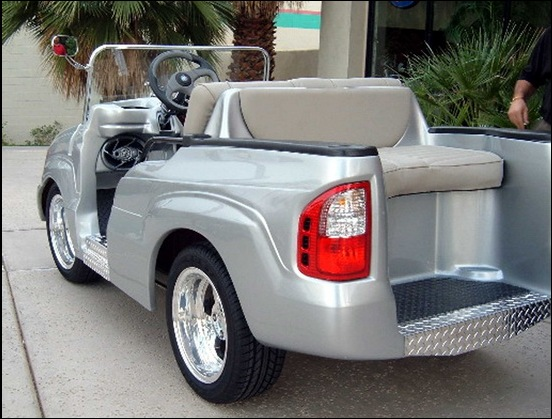most luxurious golf carts to in style 13