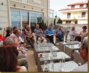 Ίδρυμα για την Νοτιοανατολική Ευρώπη (SOG) - Επίσκεψη Εργασίας στη Βόρεια Ελλάδα.