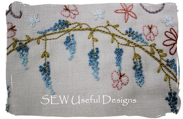 Garden stitchery 5