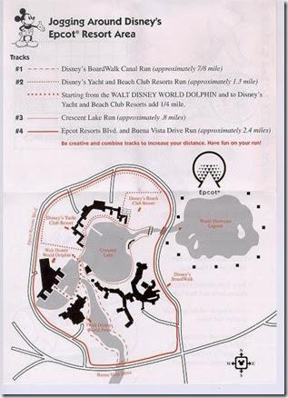 Disney Running 22
