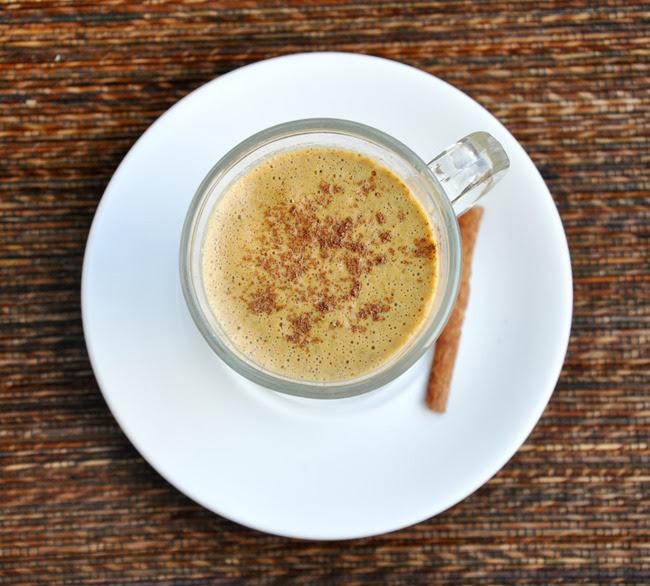 pumpkin chai tea latte 029