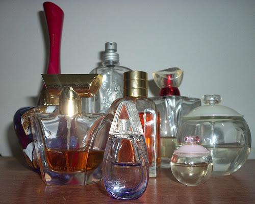 Perfumes favoritos maio/2012