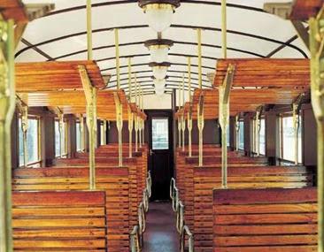 tren tercera clase