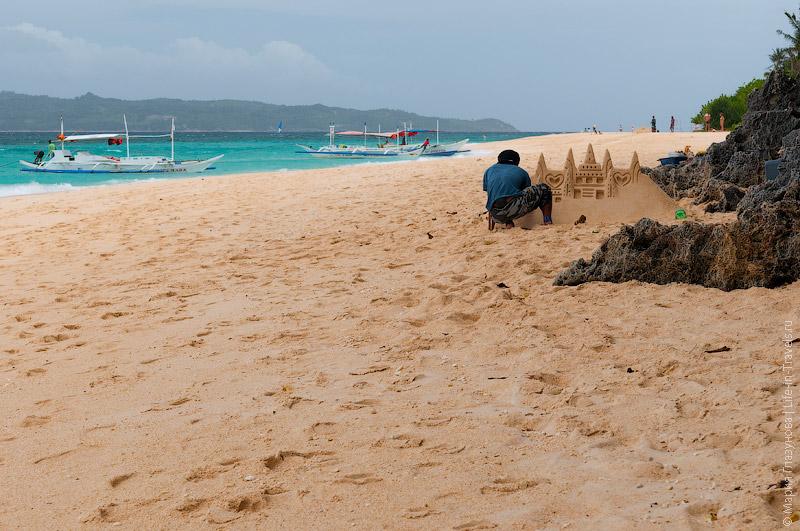 Ракушечный пляж Пука