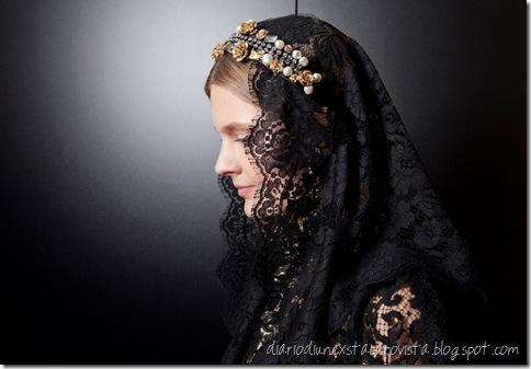 Dolce&Gabbana headband