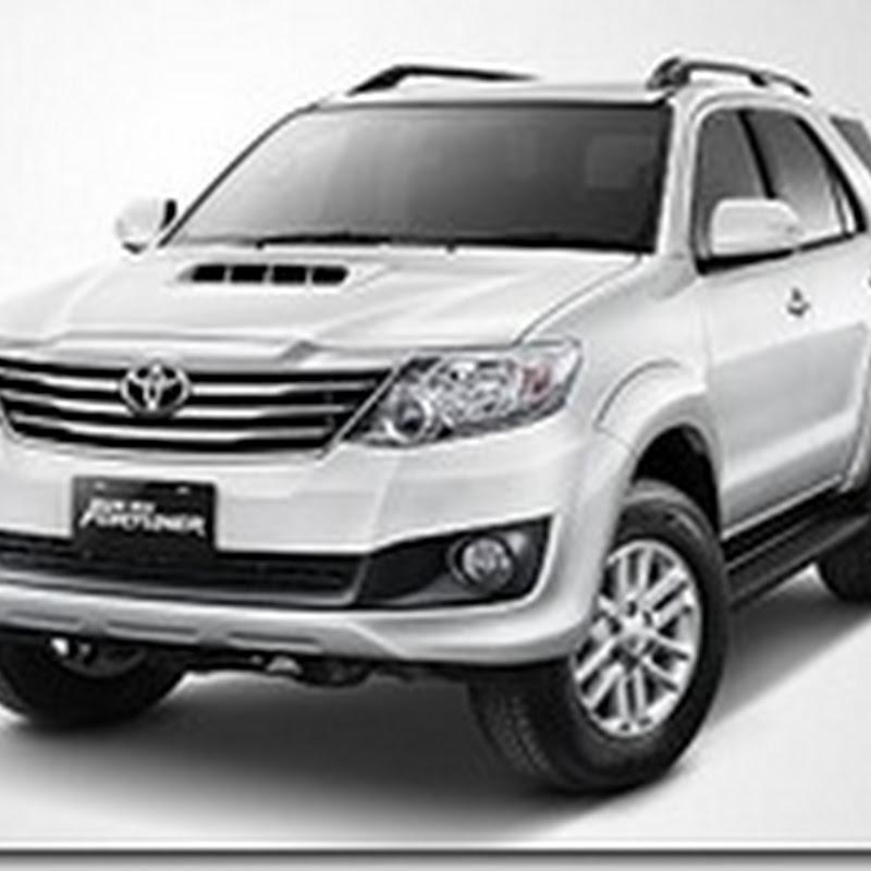 Toyota Fortuner VNTurbo EUROASIA, Fortuner SUV Terbaik