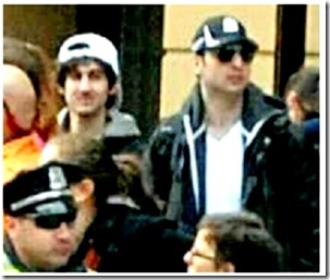 Tsarnaev Bros at Boston