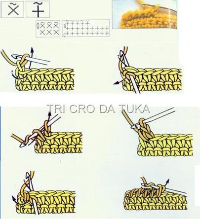 croche 12