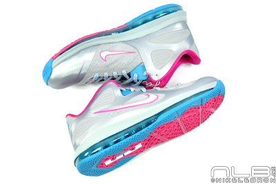 lebron9 low fireberry 23 web white The Showcase: Nike LeBron 9 Low WBF London Fireberry