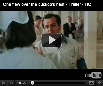one flew over the cuckoos nest review Find helpful customer reviews and review ratings for one flew over the cuckoos nest at amazoncom read honest and unbiased product reviews from our users.