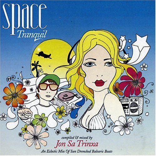VA - Space Tranquil Volumen Tres by Jon Sa Trinxa (2007-2011)