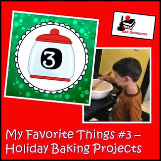 Favorite Things Blog Hop - Teacher Blogs - Baking