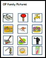 OP Word Family File Folder Game - Raki's Rad Resources