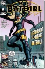 P00018 - Batgirl #4