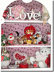 valentine hutch close-up