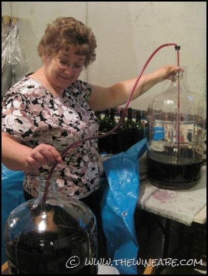 making_wine