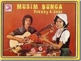 Franky & Jane Album Musim Bunga (1978)