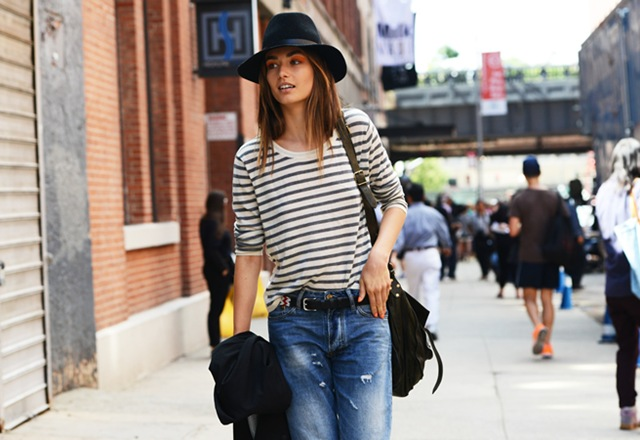 la-modella-mafia-Spring-2013-Fashion-Week-Model-Off-Duty-Street-Style-stripes-via-style
