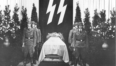 Funeral Heydrich