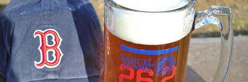 image of Sam Adams 26.2 Brew Gose courtesy of our Flickr page